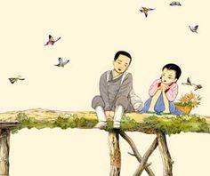 kim dong hwa - Penelusuran Google Kim Dong, Manga Anime, Drawings, Illustration, Google, Movie Posters, Korea, Paintings, Comic Books