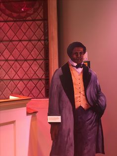 Reverend J.W. Loguen. Escaped from slavery and helped others gain their freedom.