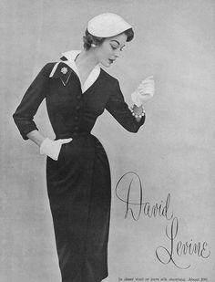 Vogue 1953 Jean Patchett