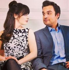 New girl .. Nick and Jess