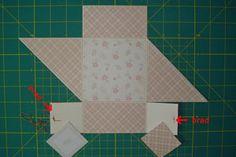 Splitcoaststampers - Six-Fold Card