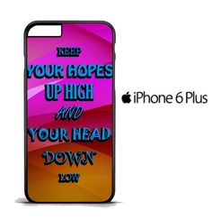 A Day To Remember Quote white D0279 iPhone 6 Plus | 6S Plus Case