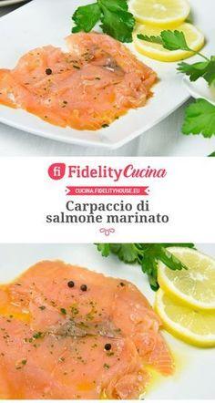 Roast Recipes, Fish Recipes, Seafood Recipes, Cooking Recipes, Healthy Recipes, Tzatziki, Italian Dishes, Italian Recipes, Chutney