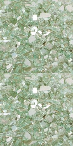 Decorative Logs Stone and Glass 38220: Margo Garden Products 1 4 In. 10Lb. Aqua Reflective Tempered Fire Glass Small -> BUY IT NOW ONLY: $40.99 on eBay!