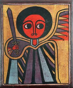 traditional ethiopian and african paintings and folk art at st. george ...