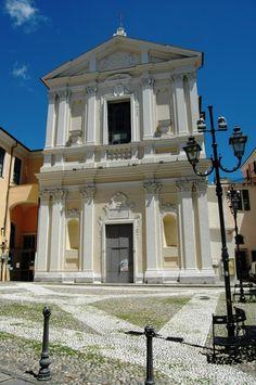 Sanremo (IM)  Chiesa di Santo Stefano