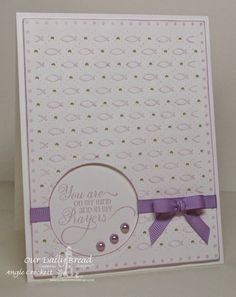Our Daily Bread designs Blog: ODBD Weekly Inspiration...Stamp Shows and More!