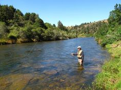 Into the wild river by www.guidepechemouche.com - GFFpix - share your best flyfishing pictures - Global FlyFisher