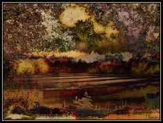 Surrealleous River by Tim Noonan, via Flickr