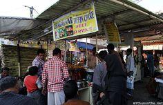 Charminar Tiffin centre South Indian food #Hyderabad #Street #Food #India #ekPlate #ekplatestreetfood