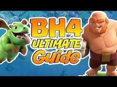 BEST Builder Hall 4 Base w/ PROOF! MUST SEE!  Best BH4 defense base   Cl...