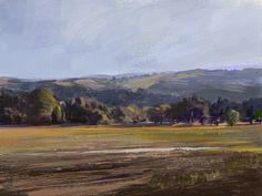 Landscape, Tymoteusz Chliszcz on ArtStation at https://www.artstation.com/artwork/J6GAd