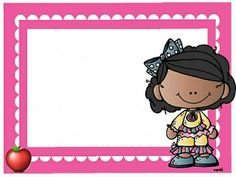 Classroom Clipart, Classroom Labels, Cute Borders, Borders And Frames, Preschool Names, Preschool Crafts, Page Boarders, Frame Layout, Clever Kids