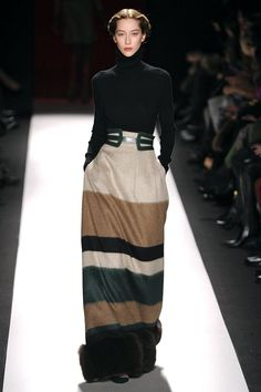 Carolina Herrera  Fashion Week New York. Otoño-Invierno 13/14. YODONA
