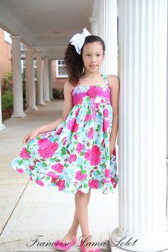 Tea Party Dresses 3T Cature