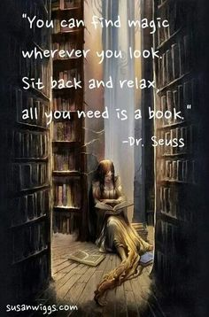 Dr Seuss ... Book & Magic
