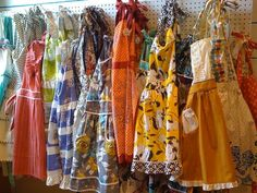 More Aprons by maura