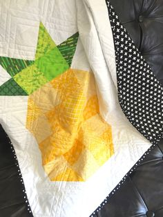 Pineapple quilt