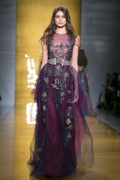 Reem Acra Ready To Wear Fall Winter 2015 New York