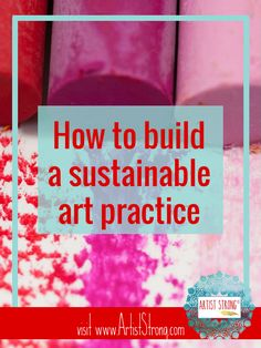 What does sustainable mean for an artist and art educator creating online content? This is the last part of a 5 part series talking about being an artist and art educator creating content online. Business Articles, Business Advice, Career Advice, Selling Art Online, Artist Life, Art Tips, Art Market, Sell Your Art, Art Education
