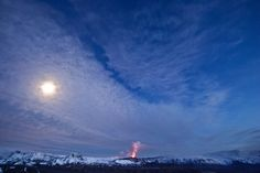 Iceland Is Rising Out of the Water - Earth and Environmental Science, Geology