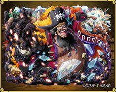 One Piece Fanart, One Piece Anime, Blackbeard One Piece, Akuma No Mi, Yami Yami, One Piece Chapter, Kaiser, Detailed Image, User Profile