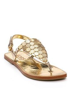"KORS by Michael Kors ""Twinkle"" embellished sandals <3"