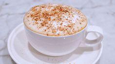 Cappuccino avec Thermomix, une recette rapide,facile et simple à préparer pour un petit déjeuner.