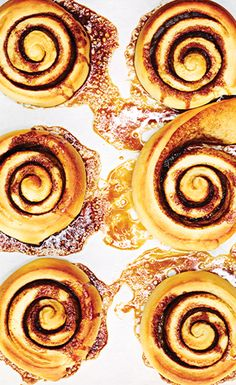 Sinfully simple and delicious Cinnamon Buns recipe #BiteMeMore