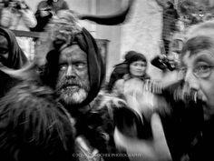 Su Battileddu Lula. Sardinia. Su Battileddu in the middle of a crazy crowd of photographers during the 2016 Carnival in Lula Barbagia Sardinia.  www.tonycorocher.com  2015 Tony Corocher | All Rights Reserved. Be respectful of copyright. Unauthorized use prohibited.  #mamuthones #mamoiada #sardegna #sardinia #barbagia #lula #beauty  #tonycorocher #tonycorocherphotography #masks #carnival #photojournalism #blackandwhitephotography #battileddu  #subattileddu #humanity #tradition…