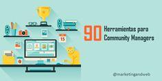 90 Herramientas para Community Managers