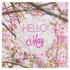 Hello le mois de Mai ! Mon mois de l'année préféré  (J-8 avant mon anniversaire ) #hellomay #may #moisdemai #mai #blogger #bientotmonanniversaire