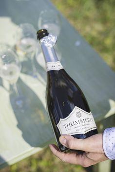 #Champaigne #Thummerer #Wedding Wines, Nature, Bottle, Wedding, Mariage, Naturaleza, Flask, Weddings, Nature Illustration