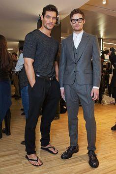 David Gandy - Fashion Model - Profile on New York Magazine