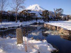 Oshino Hakkai springs/Official Travel Guide Yamanashi