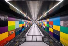 Georg-Brauchle-Ring, München: In den Achtzigern wurden renommierte Architekten...