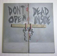 walking dead don't open dead inside - Google Search