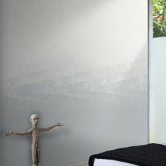 Misty Beach Wallpaper by Reeta Ek Scandinavian Wallpaper, Scandinavian Design, Minimalist Wallpaper, Beach Wallpaper, Elle Decor, Designer Wallpaper, Home Art, Wallpapers, Abstract