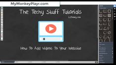 Liz Tomey -How To Add Video To Your Website With Liz Tomey (2018 Tutorial)
