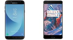 Samsung Galaxy J7 (2017) vs OnePlus 3 Subscribe! http://youtube.com/TechSpaceReview More http://TechSpaceReview.tumblr.com