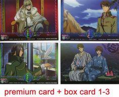Kyo Kara Maoh Kyou Maou clear trading card Full Set of 42 Yuri Conrad Wolfram