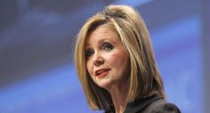"""""""Government does not have a revenue problem; government has a spending problem. Government does not have a revenue problem; government has a priority problem. It is time that we begin to fine tune our focus and decide what the priority of government ought to be."""" — Marsha Blackburn"""