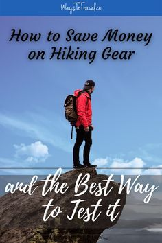 If you're traveling for the first time you'll probably be hiking as well. I will guide you through the jungle of hiking gear and narrow it down to only 5 things you need to buy before your first hike. I will also include; how to test your hiking gear and top 3 apps for photo editing. Prepare for adventure! Hiking Tips | Hiking Gear | Hiking for Beginners | First-Time Travel | Backpacking | Outdoor Adventure | Travel Tips #firsttimetravel #waystotravel #travelsolo #backpacking #hikingadventures Go Hiking, Hiking Tips, Hiking Gear, Ways To Travel, Time Travel, Travel Tips, Adventure Bucket List, Adventure Travel, 5 Things