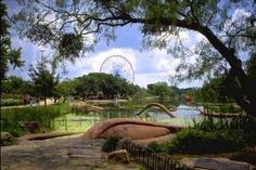 Beautiful view of Fair #Park in #Dallas #Texas by RobinsNest