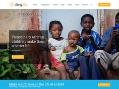 CharityPlus is a clean and modern Charity Free HTML Template. It is clean, super flexible, fully responsive, pixel perfect, modern and comes packed with powerful options. CharityPlus is perfect fit for charity, NGO, non-profit organization, donation, church or a fundraising website.