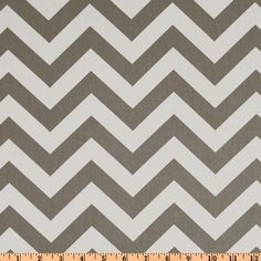 Gray storm chevron shower curtain 72 X 72 by gracielousgoodies, $90.00
