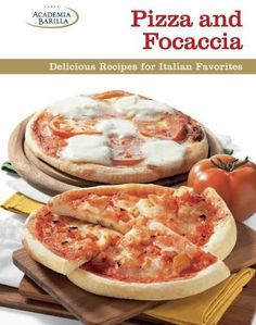 Pizza and Focaccia Delicious Recipes for Italian Favorites ** You can get more details by clicking on the image. (Amazon affiliate link)