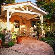 Entry Entry For Ranch Style Home Design, Pictures, Remodel, Decor and Ideas Carport Designs, Pergola Designs, Porch Designs, House With Porch, House Front, Cottage Design, Cottage Style, Home Design, Design Ideas