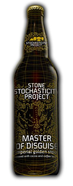 Master of Disguise | Stochasticity Project this was very interesting, coffee & chocolate flavors in a golden stout.