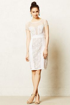 23 Dresses Perfect For Your City Hall Wedding #refinery29 http://www.refinery29.com/city-hall-wedding-dresses#slide4